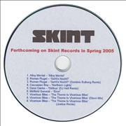 Click here for more info about 'Midfield General - Skint - Forthcoming Records Spring 2005'