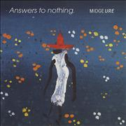 Click here for more info about 'Midge Ure - Answers To Nothing'