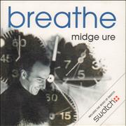 Click here for more info about 'Midge Ure - Breathe'