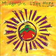 Click here for more info about 'Midge Ure - I See Hope In The Morning Light'