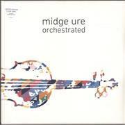 Click here for more info about 'Midge Ure - Orchestrated - Clear vinyl'