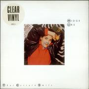 Click here for more info about 'Midge Ure - That Uncertain Smile - Clear Vinyl'