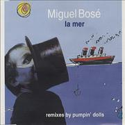 Click here for more info about 'Miguel Bose - La Mer - Remixes By Pumpin' Dolls'