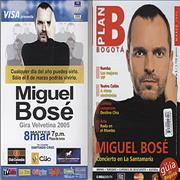 Click here for more info about 'Miguel Bose - Plan B Bogota - Marzo 2005'