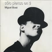 Click here for more info about 'Miguel Bose - Solo Pienso En Ti'