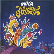 Click here for more info about 'Mika - We Are Golden'