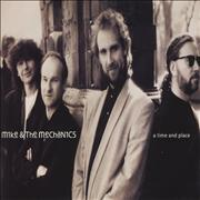 Click here for more info about 'Mike & The Mechanics - A Time And Place'
