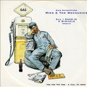 Click here for more info about 'Mike & The Mechanics - All I Need Is A Miracle'