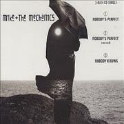 Click here for more info about 'Mike & The Mechanics - Nobody's Perfect'