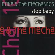 Click here for more info about 'Mike & The Mechanics - Stop Baby'