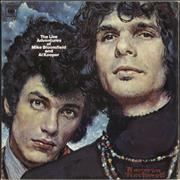 Click here for more info about 'Mike Bloomfield & Al Kooper - The Live Adventures Of - EX'