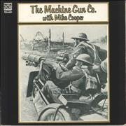 Click here for more info about 'Mike Cooper - The Machine Gun Co. With Mike Cooper - VG+'