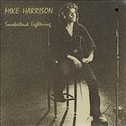 Mike Harrison Smokestack Lightning - sealed USA vinyl LP