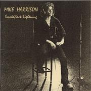 Mike Harrison Smokestack Lightning UK vinyl LP
