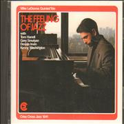 Click here for more info about 'Mike LeDonne - The Feeling Of Jazz'