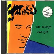 Click here for more info about 'Mike Lindup - Changes - EX'