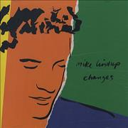 Click here for more info about 'Mike Lindup - Changes'