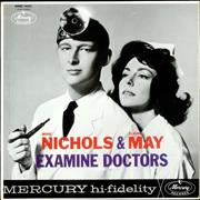 Click here for more info about 'Mike Nichols & Elaine May - Examine Doctors - Factory Sample'