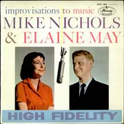 Click here for more info about 'Mike Nichols & Elaine May - Improvisations To Music'