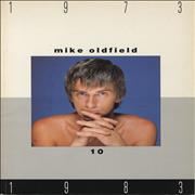 Click here for more info about 'Mike Oldfield - 10 - Ten'