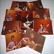 Click here for more info about 'Mike Oldfield - 1980 Tour - Nine Unpublished Photographs'
