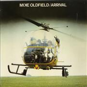 Click here for more info about 'Mike Oldfield - Arrival - P/S'