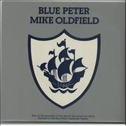 Click here for more info about 'Mike Oldfield - Blue Peter - 1st'