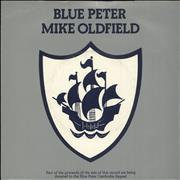 Click here for more info about 'Mike Oldfield - Blue Peter - 2nd'