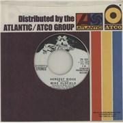 "Mike Oldfield Hergest Ridge USA 7"" vinyl Promo"