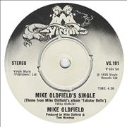 Click here for more info about 'Mike Oldfield - Mike Oldfield's Single'