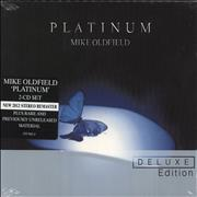 Click here for more info about 'Mike Oldfield - Platinum - Deluxe Edition - Sealed'