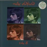 Click here for more info about 'Mike Oldfield - Take 4 - White Vinyl - stickered p/s'