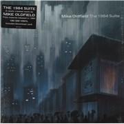Mike Oldfield The 1984 Suite UK vinyl LP