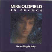 Click here for more info about 'Mike Oldfield - To France'