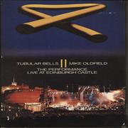 Click here for more info about 'Mike Oldfield - Tubular Bells II: The Performance - Live At Edinburgh Castle'