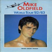 Click here for more info about 'Mike Oldfield - World Tour '82 / 83'
