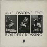 Click here for more info about 'Mike Osborne - Border Crossing'