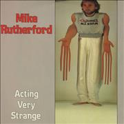 Click here for more info about 'Mike Rutherford - Acting Very Strange'