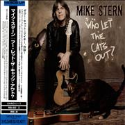 Click here for more info about 'Mike Stern - Who Let The Cats Out?'