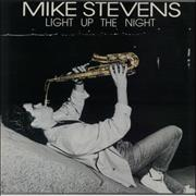 Click here for more info about 'Mike Stevens - Light Up The Night'