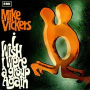 Click here for more info about 'Mike Vickers - I Wish I Were A Group Again - Factory Sample'