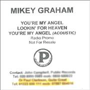 Click here for more info about 'Mikey Graham - You're My Angel - 3-trk'