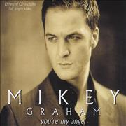 Click here for more info about 'Mikey Graham - You're My Angel'