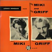 Click here for more info about 'Miki & Griff - This Is Miki, This Is Griff'