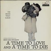 Click here for more info about 'Miklos Rozsa - A Time To Love And A Time To Die'