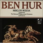 Click here for more info about 'Miklos Rozsa - Ben Hur'