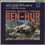 Click here for more info about 'Miklos Rozsa - More Music From Ben-Hur'