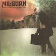 Click here for more info about 'Milburn - What Will You Do [When The Money Goes]'