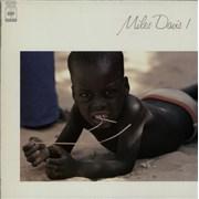 Miles Davis 1, 2 & 3 (One, Two & Three) Japan 3-LP vinyl set