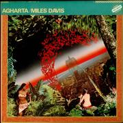 Click here for more info about 'Miles Davis - Agharta + obi'